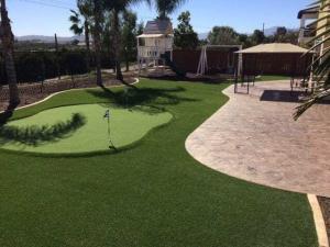 Artificial Grass Testimonials - Green-R Tur Corona