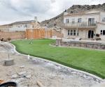 artificial grass installation 10