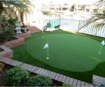 aArtificial grass installation Huntington Beach CA