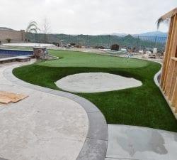 Green-R Turf Artificial Putting Greens